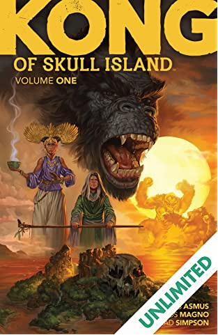 Kong of Skull Island Vol. 1