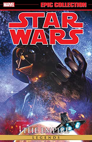 Star Wars Legends Epic Collection: The Empire Tome 3