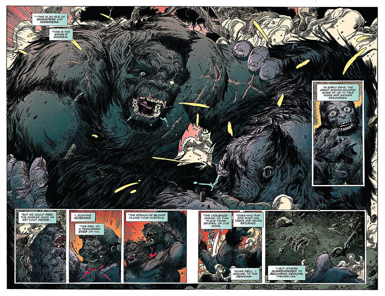 Kong of Skull Island #8