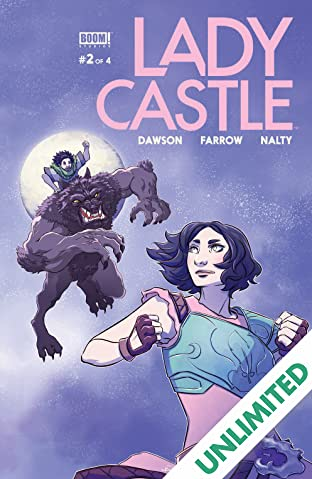 Ladycastle #2 (of 4)