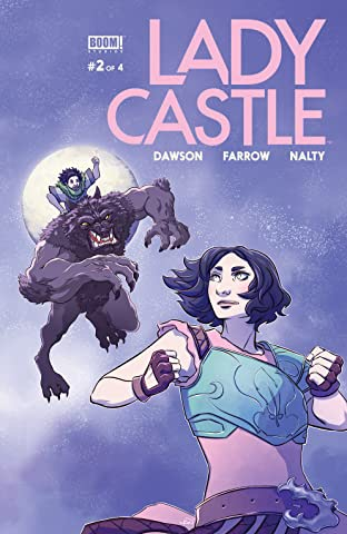 Lady Castle #2 (of 4)