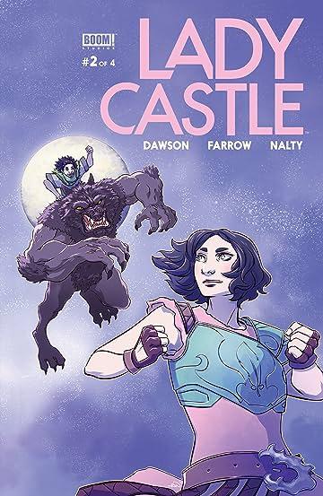 Ladycastle #2 (of 4)