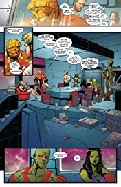 Guardians of the Galaxy: New Guard Vol. 3: Civil War II