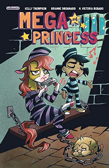 Mega Princess #4 (of 5)