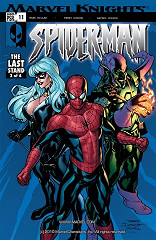 Marvel Knights Spider-Man (2004-2006) #11