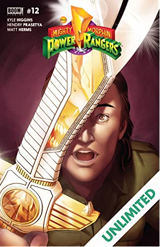 Mighty Morphin Power Rangers #12