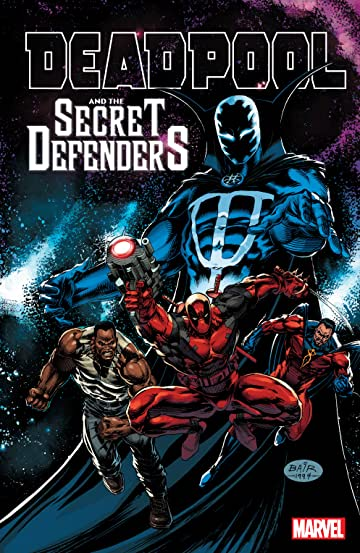 Deadpool and the Secret Defenders