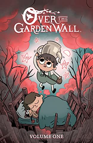 Over The Garden Wall (2016-) Tome 1