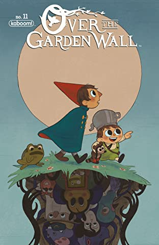 Over The Garden Wall (2016-) No.11