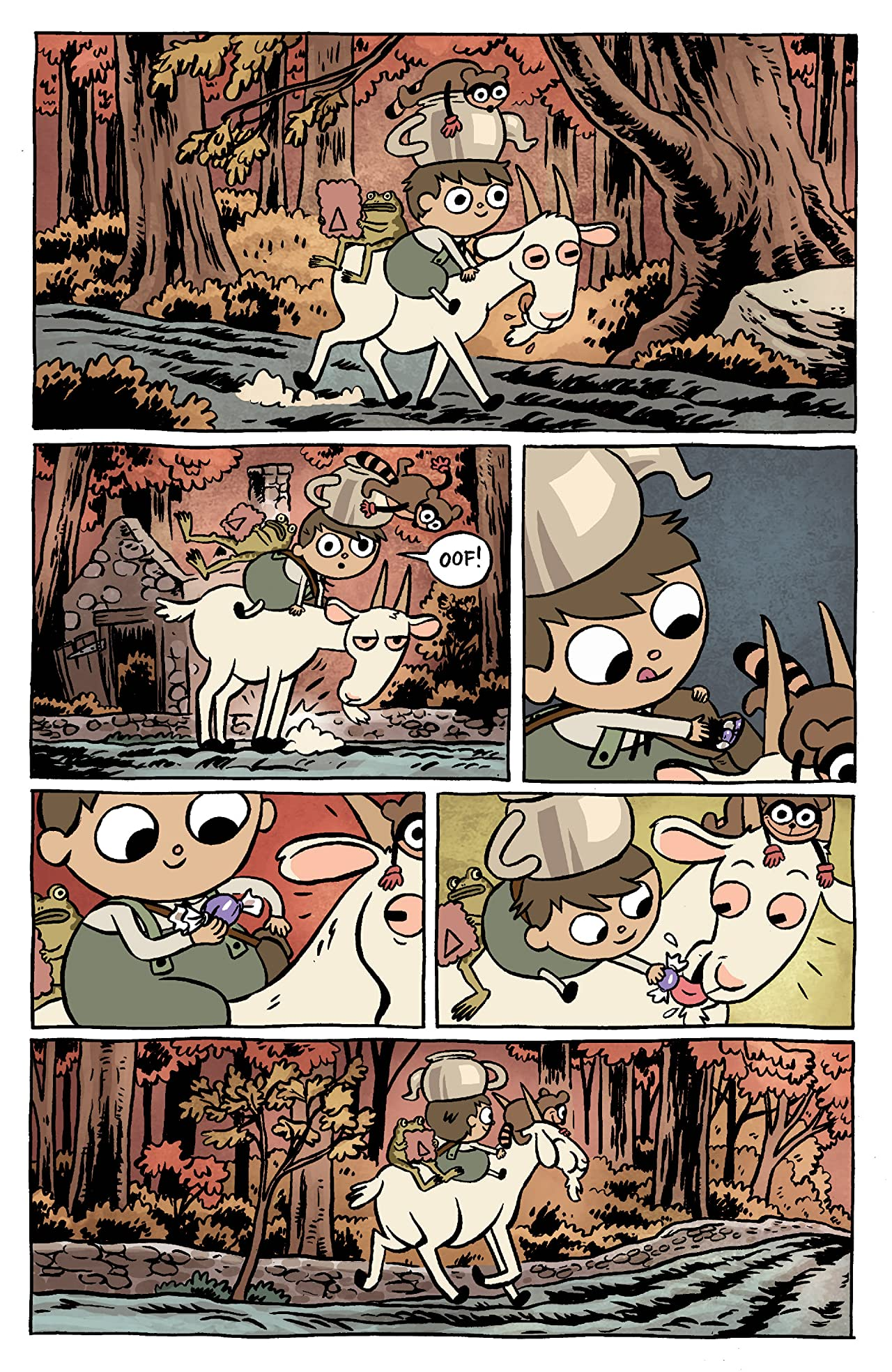 Over The Garden Wall (2016-) #11