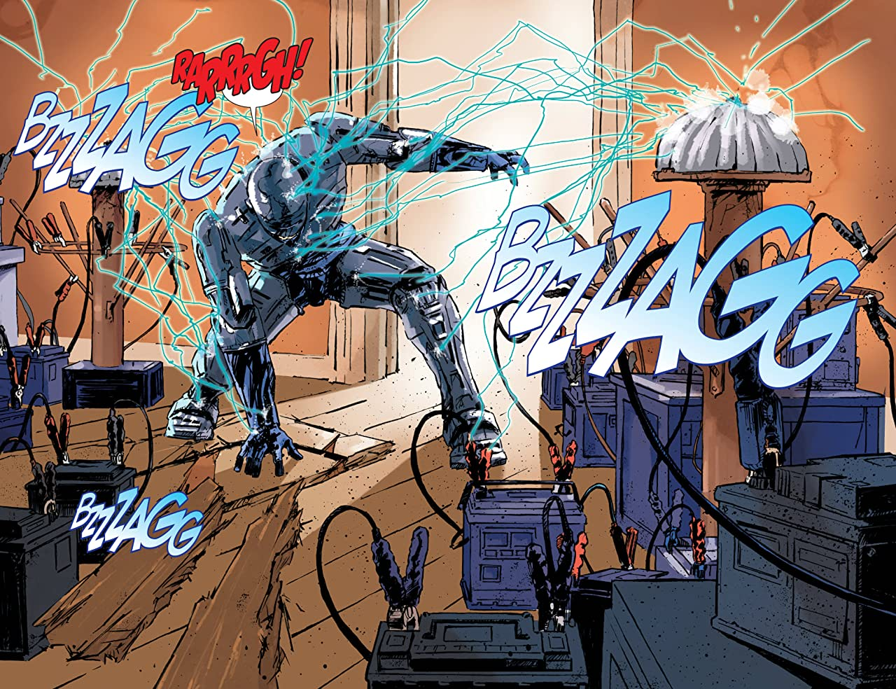 Robocop: Dead or Alive Vol. 3
