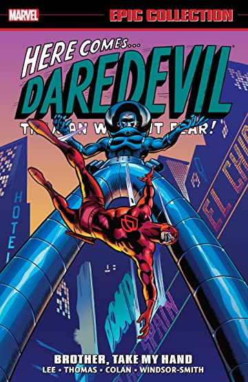 Daredevil Epic Collection: Brother, Take My Hand