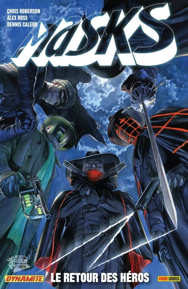 Masks Vol. 1: Le retour des héros