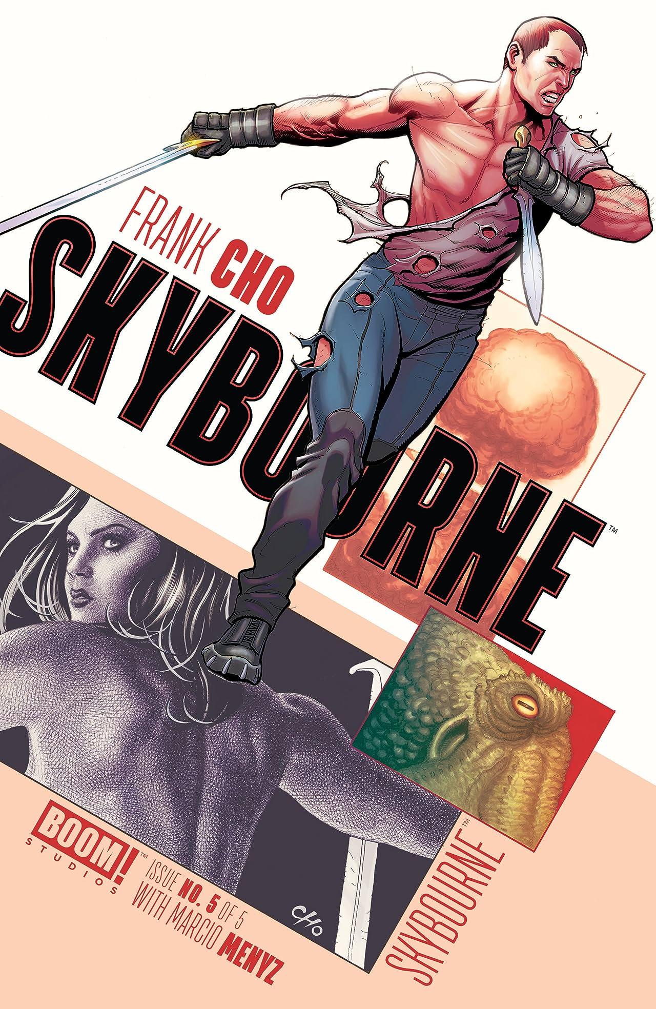 Skybourne No.5 (sur 5)