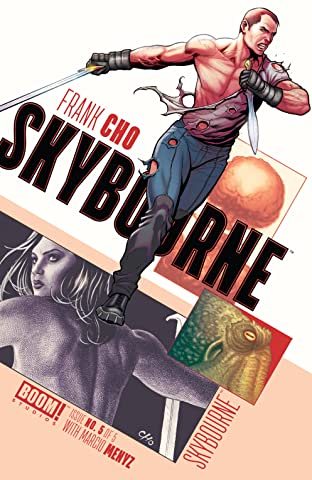 Skybourne #5 (of 5)