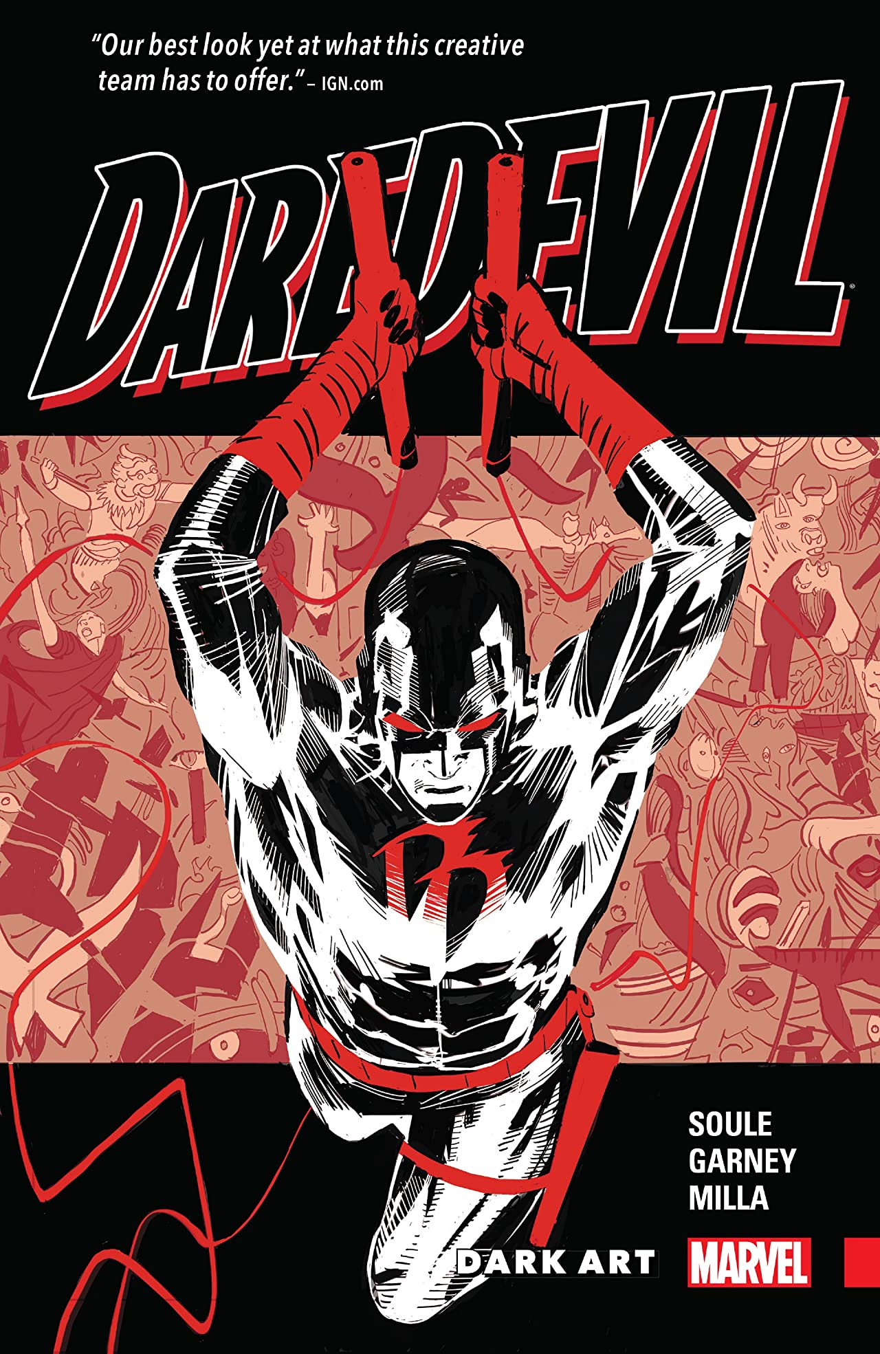 Daredevil: Back In Black Vol. 3: Dark Art