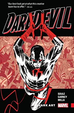 Daredevil: Back In Black Tome 3: Dark Art