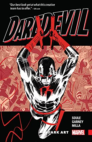 Daredevil: Back In Black Tome 3: Dark Art