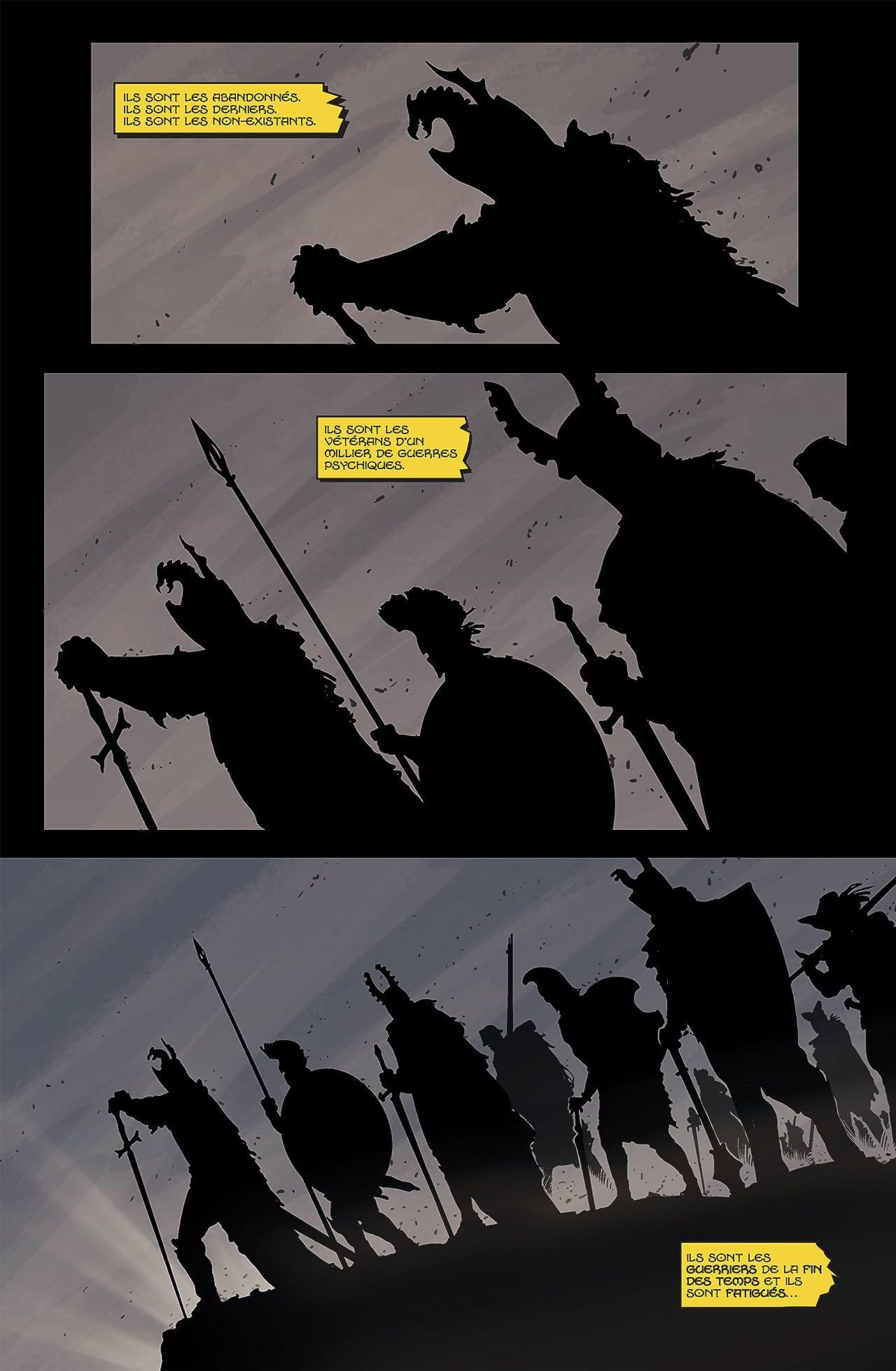 Elric: L'équilibre perdu Vol. 3