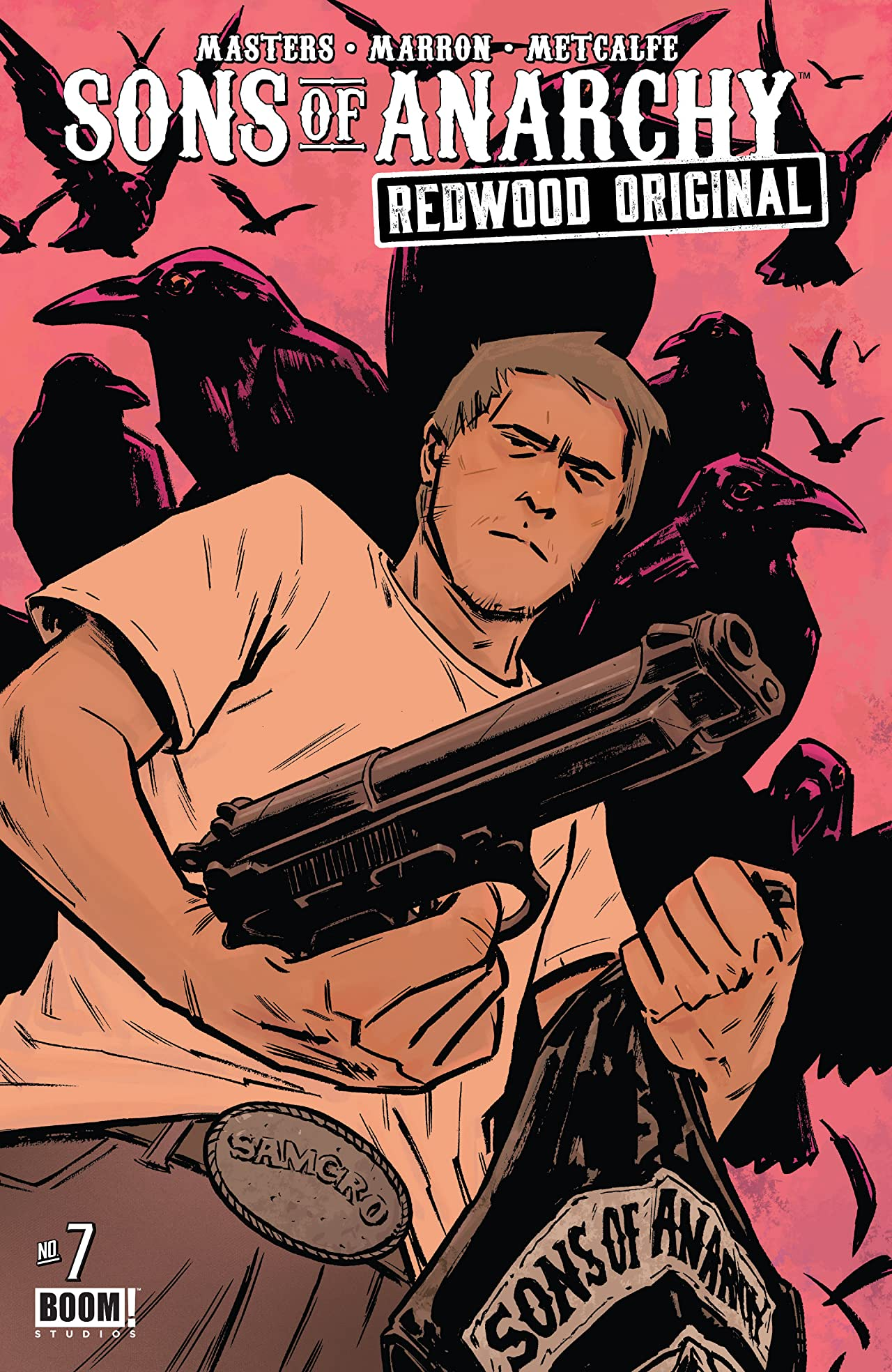 Sons of Anarchy: Redwood Original #7