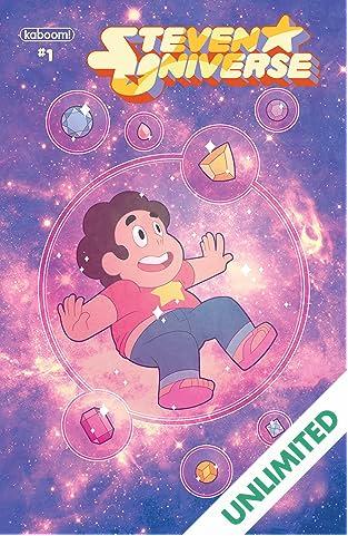 Steven Universe (2017-) #1