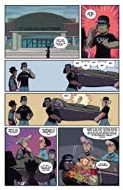 The Backstagers #7 (of 8)