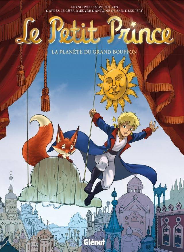 Le Petit Prince Vol. 14: La Planète de Grand Bouffon