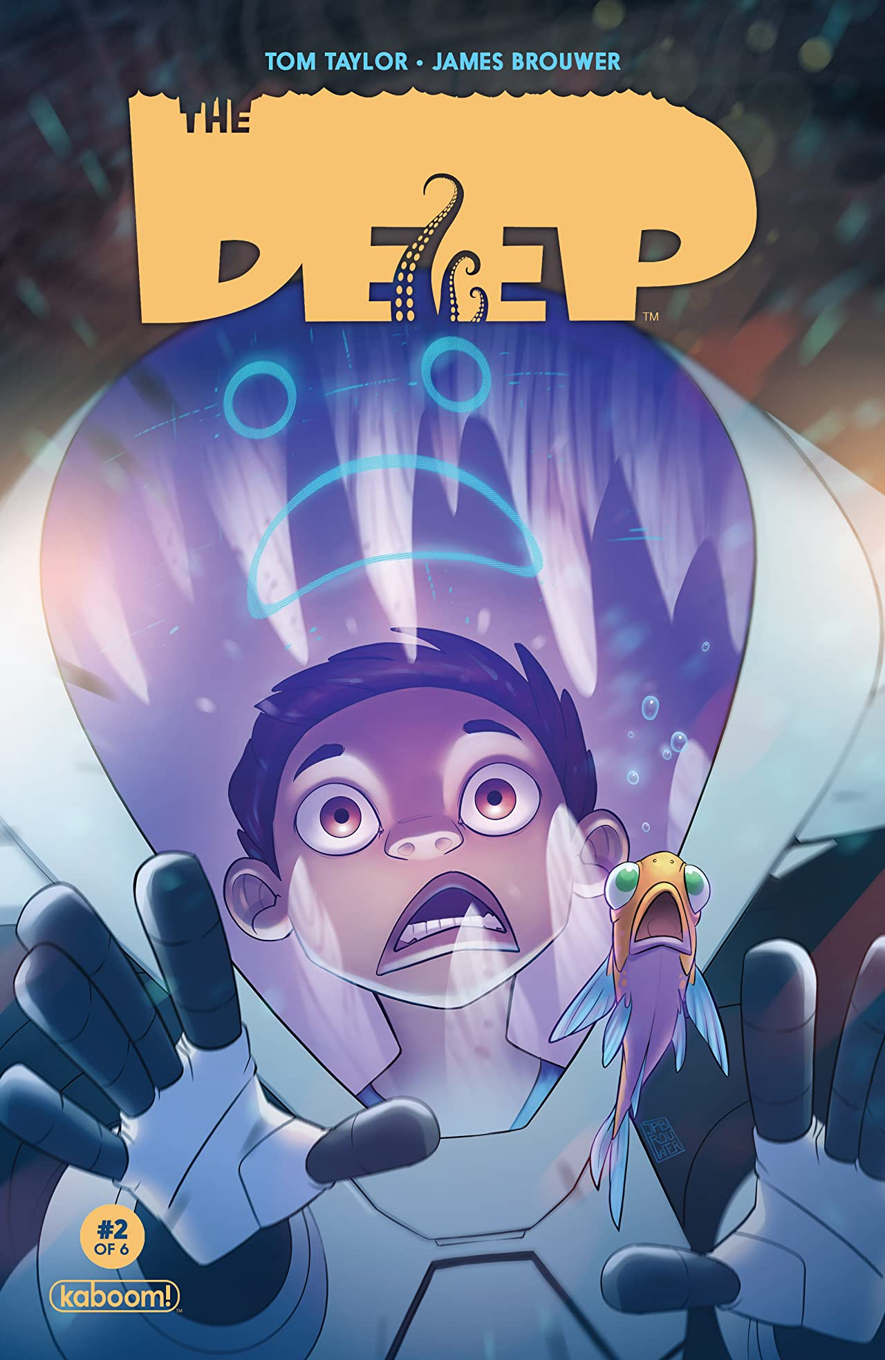 The Deep #2 (of 6)