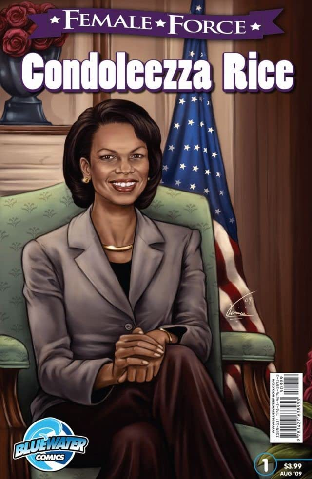 Female Force: Condoleezza Rice