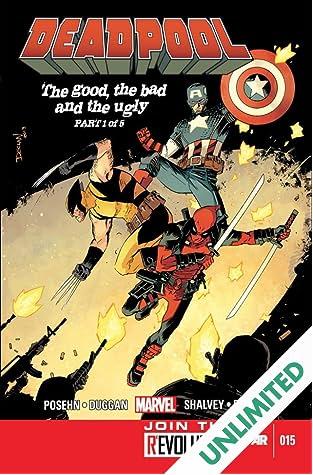 Deadpool (2012-2015) #15