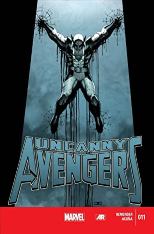 Uncanny Avengers (2012-2014) #11