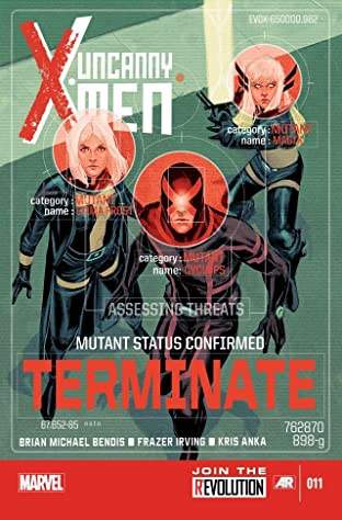 Uncanny X-Men (2013-2015) #11