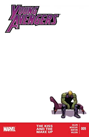 Young Avengers (2013) #9