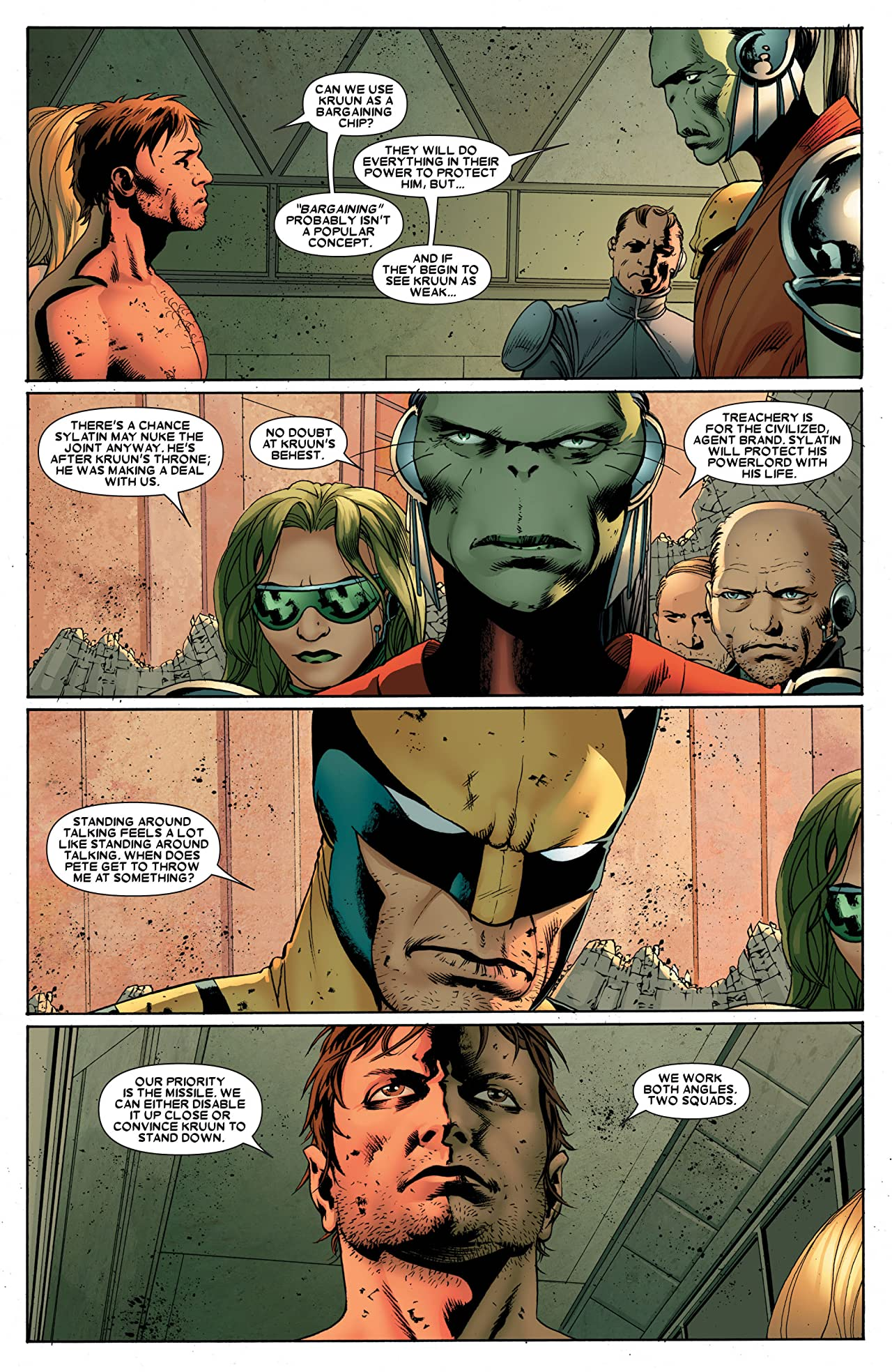 Astonishing X-Men (2004-2013) #24