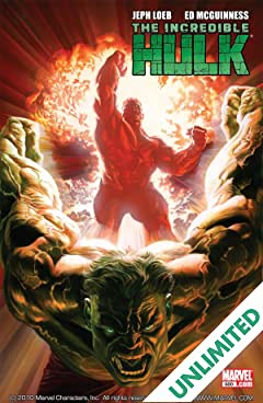 Incredible Hulk (2009-2011) #600