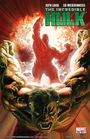Incredible Hulk (2009-2011) No.600