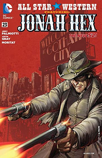 All Star Western (2011-2014) #23