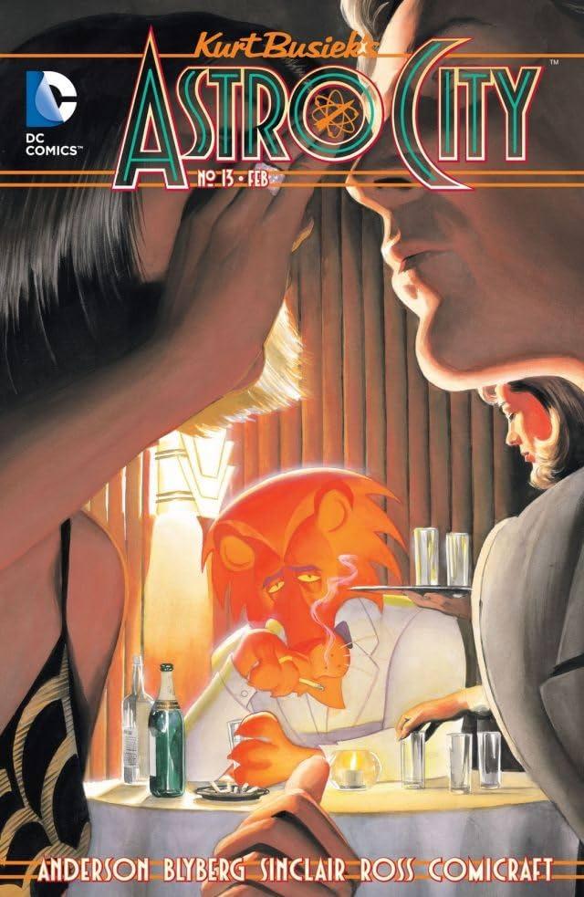 Astro City (1996-2000) #13