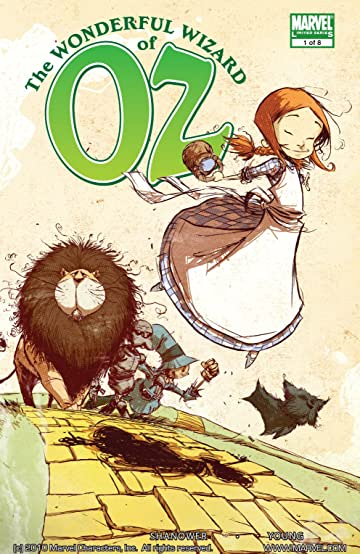The Wonderful Wizard of Oz #1 (of 8)