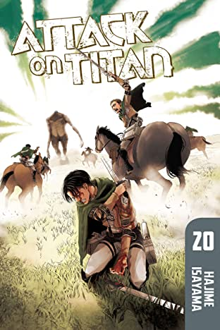 Attack on Titan Vol. 20
