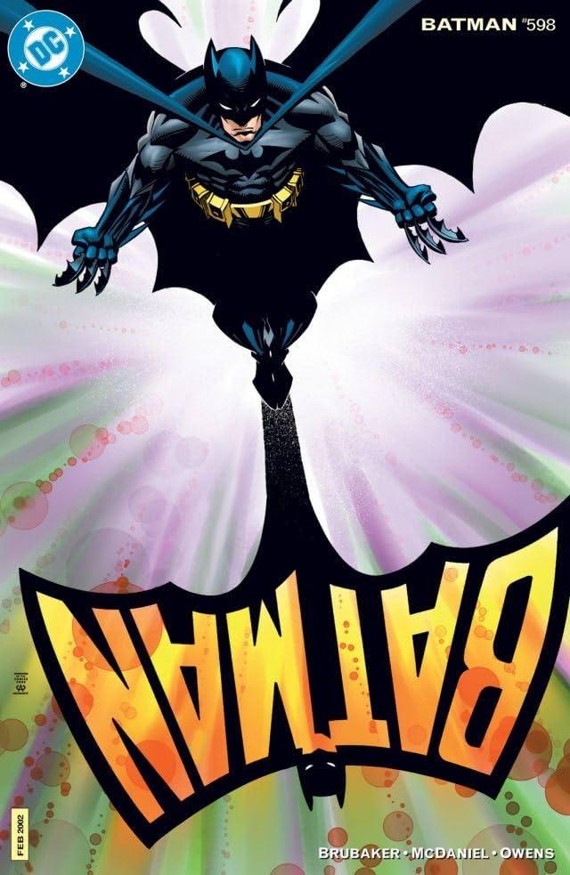Batman (1940-2011) #598