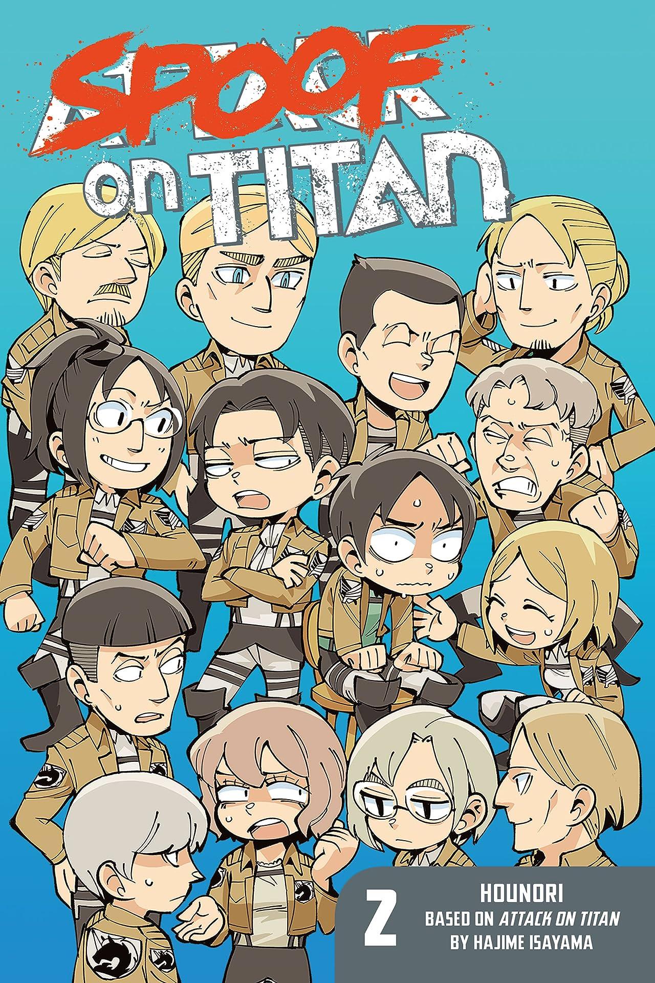 Spoof on Titan Vol. 2