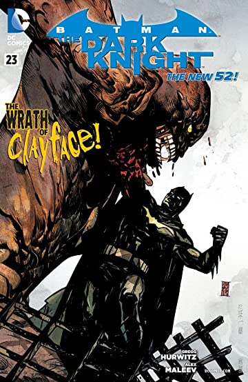 Batman: The Dark Knight (2011-2014) #23