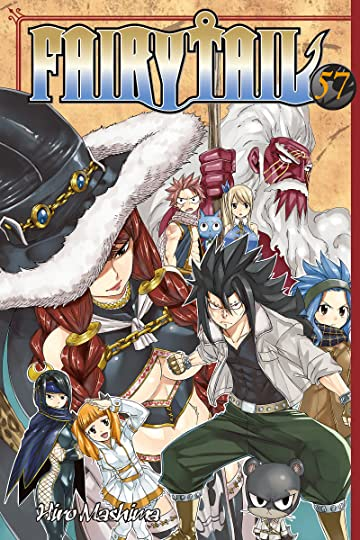Fairy Tail Vol. 57