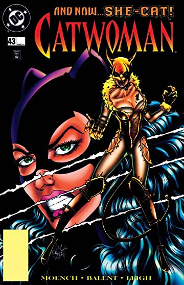 Catwoman (1993-2001) #43