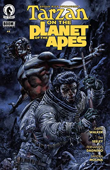 Tarzan on the Planet of the Apes No.4