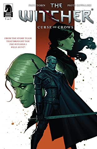 The Witcher: Curse of Crows No.5