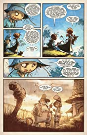 The Wonderful Wizard of Oz #2 (of 8)