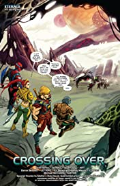 DC Universe vs. The Masters of the Universe (2013) #1 (of 6)