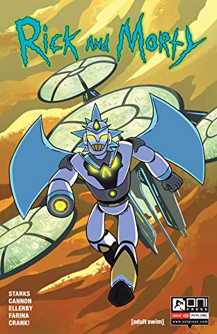 Rick and Morty No.23